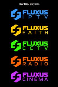 fluxus iptv m3u playlists