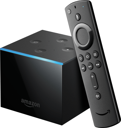 fire tv cube device