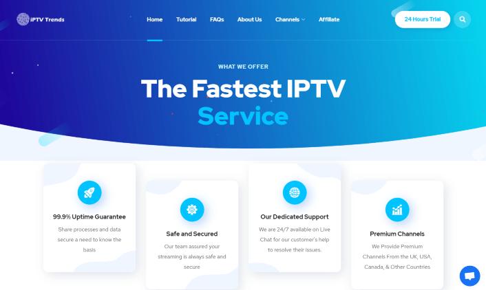 iptv trends website