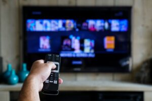 Yes, IPTV by itself is legal. The concept of watching live television through the internet has been going on for several years now.