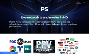 primestreams iptv website