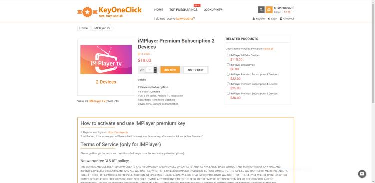 implayer iptv premium version