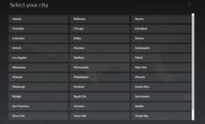 locast tv cities