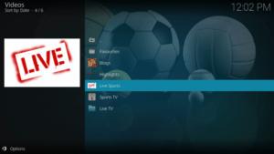 sportsdevil kodi addon live tv