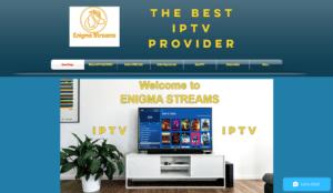 enigma iptv website