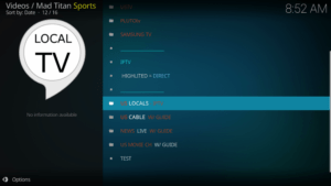 mad titan sports kodi addon iptv
