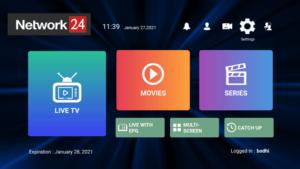 network 24 iptv