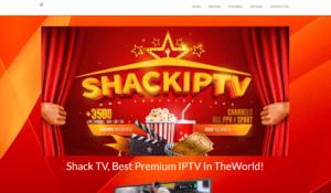 shack tv iptv website